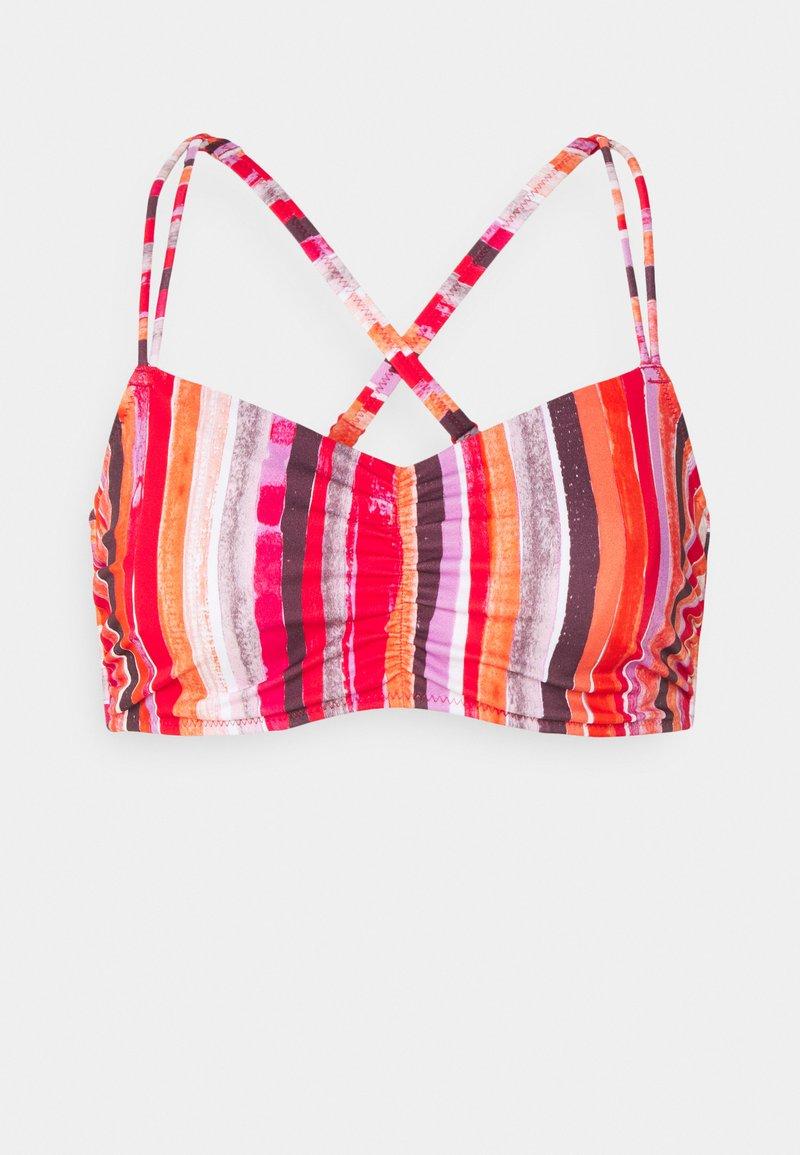 Freya - BALI BAY BRALETTE - Bikini top - summer multi