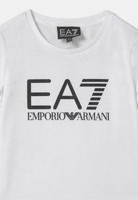 Emporio Armani - EA7  - Print T-shirt - white - 2