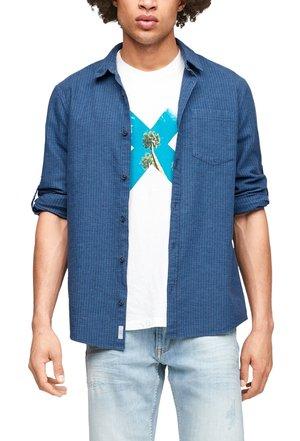 SLIM FIT  - Overhemd - blue stripes