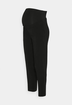 ALEXA CLASSIC CROP PANT - Kangashousut - black