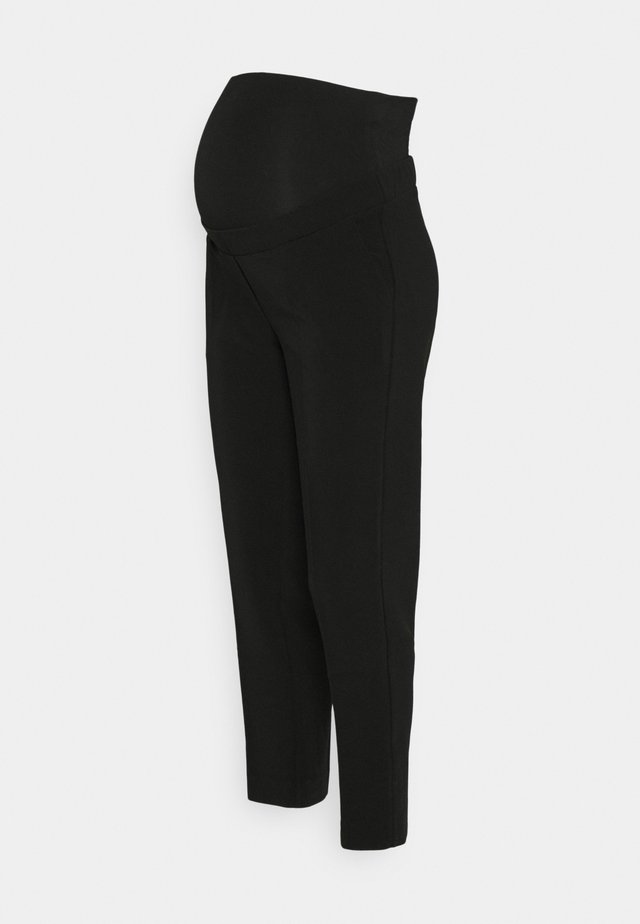 ALEXA CLASSIC CROP PANT - Trousers - black