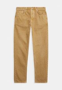 Nudie Jeans - STEADY EDDIE II - Relaxed fit jeans - desert worn - 4