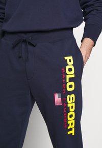 Polo Sport Ralph Lauren - Pantalon de survêtement - cruise navy - 3