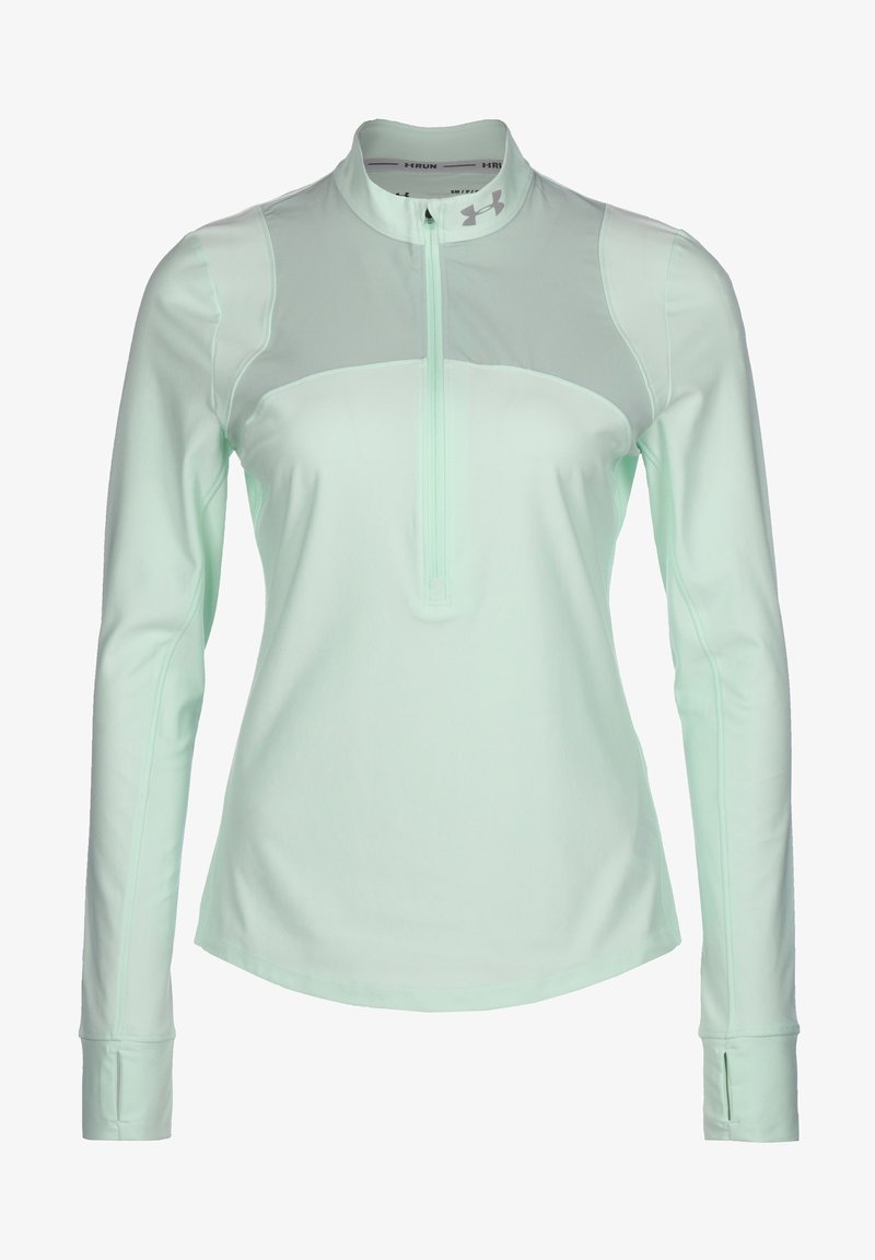 Under Armour - Long sleeved top - seaglass blue / enamel blue