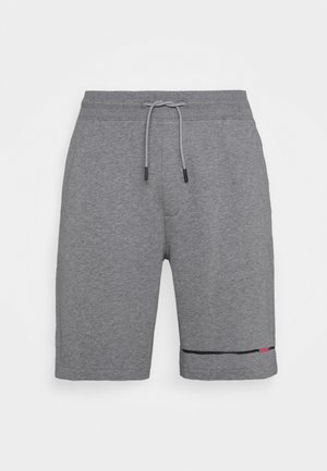 DUSOL - Tracksuit bottoms - open grey