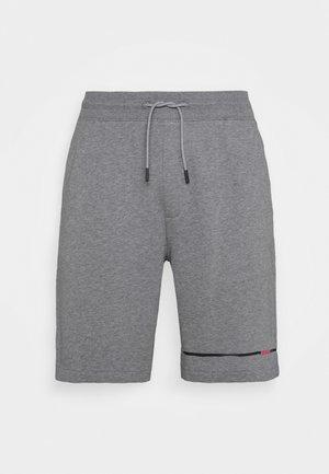 DUSOL - Teplákové kalhoty - open grey