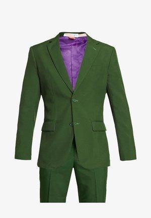 GLORIOUS - Jakkesæt - dark green