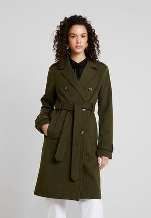 YASCHADRO COAT - Classic coat - beech