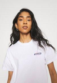 Dickies - RUSTON TEE - Print T-shirt - white - 3