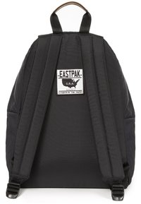 Eastpak - INTO THE OUT - Rucksack - black/yellow - 1