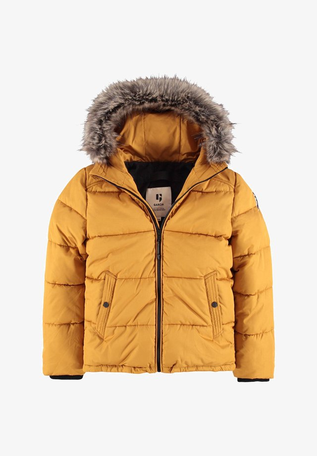 Winter jacket - kürbis