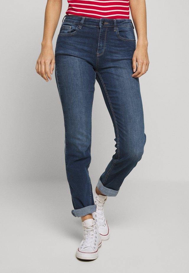 MODER - Slim fit -farkut - blue medium wash