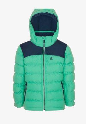 ZINNIA - Winter jacket - jade
