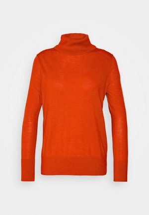 TNECK - Strikpullover /Striktrøjer - orange