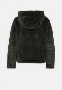 ONLY Carmakoma - CARCHRIS HOODED JACKET - Light jacket - dark green - 7