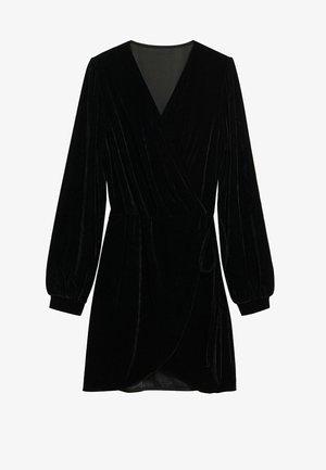 PAMELA - Denní šaty - noir