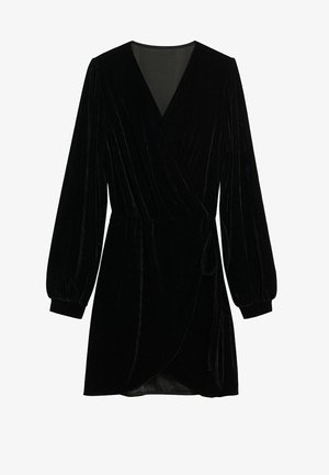 PAMELA - Korte jurk - noir