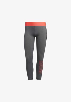ALPHASKIN 7/8 LEGGINGS - Leggings - grey