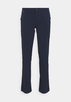 RUNBOLD LIGHT PANTS MEN - Trousers - marine