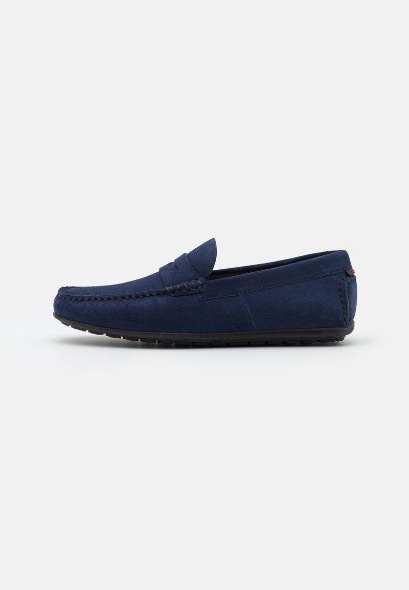 HUGO - DANDY - Nazouvací boty - dark blue
