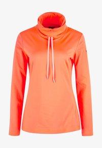 O'Neill - CLIME - Fleece jumper - fiery coral - 5