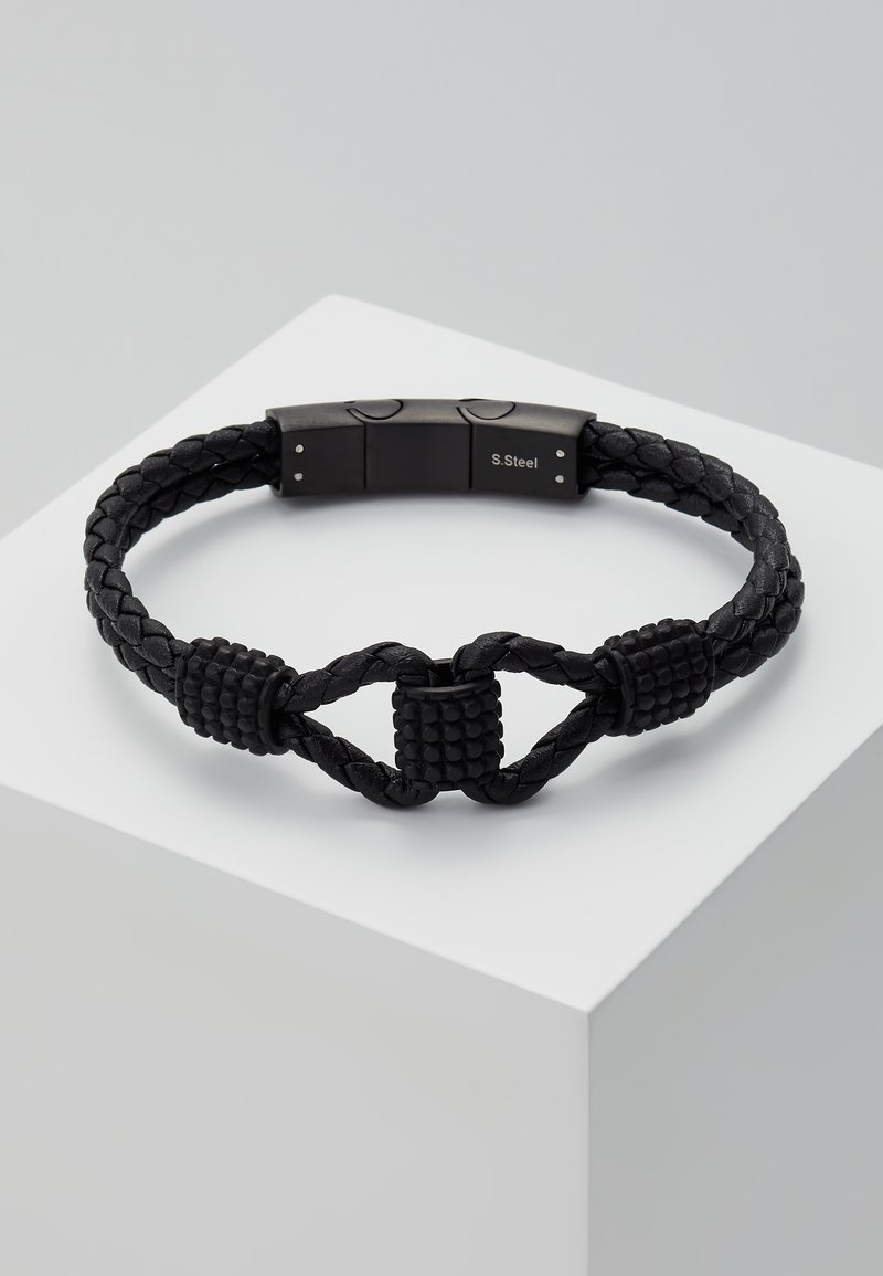 Guess - DETAIL  - Armband - black