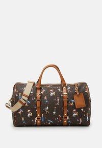 MICHAEL Michael Kors - Weekend bag - brown/multi - 1