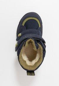 Superfit - GLACIER - Winter boots - blau/grün - 1
