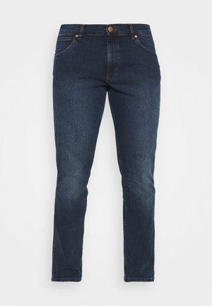 GREENSBORO - Jeans straight leg - moonlight river