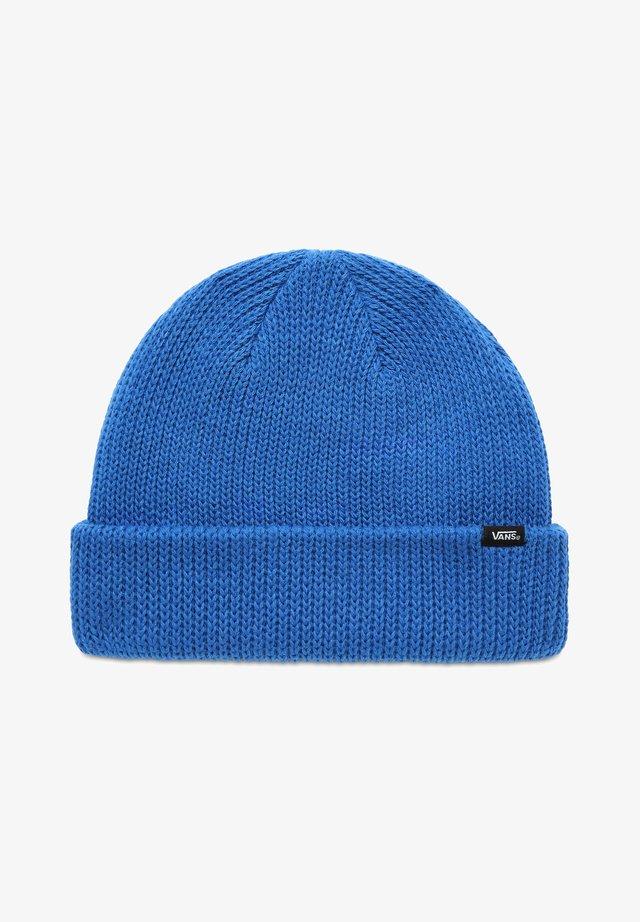 Beanie - victoria blue