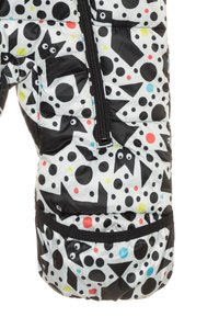 Burton - BUDDY BUBBLES - Snowsuit - black/white - 2