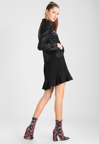 JDY - JDYDALLAS JACKET - Faux leather jacket - black - 2