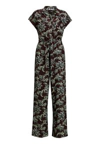 WE Fashion - Tuta jumpsuit - burgundy red - 0