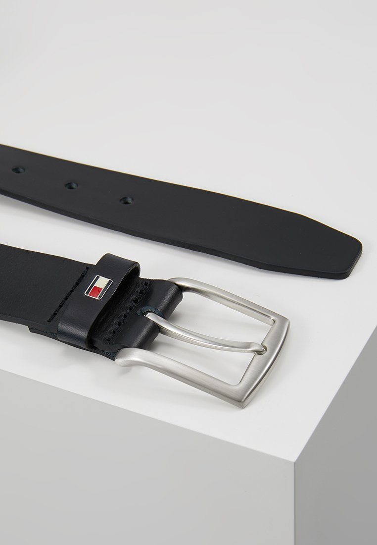Tommy Hilfiger - NEW DENTON BELT - Skärp - blue