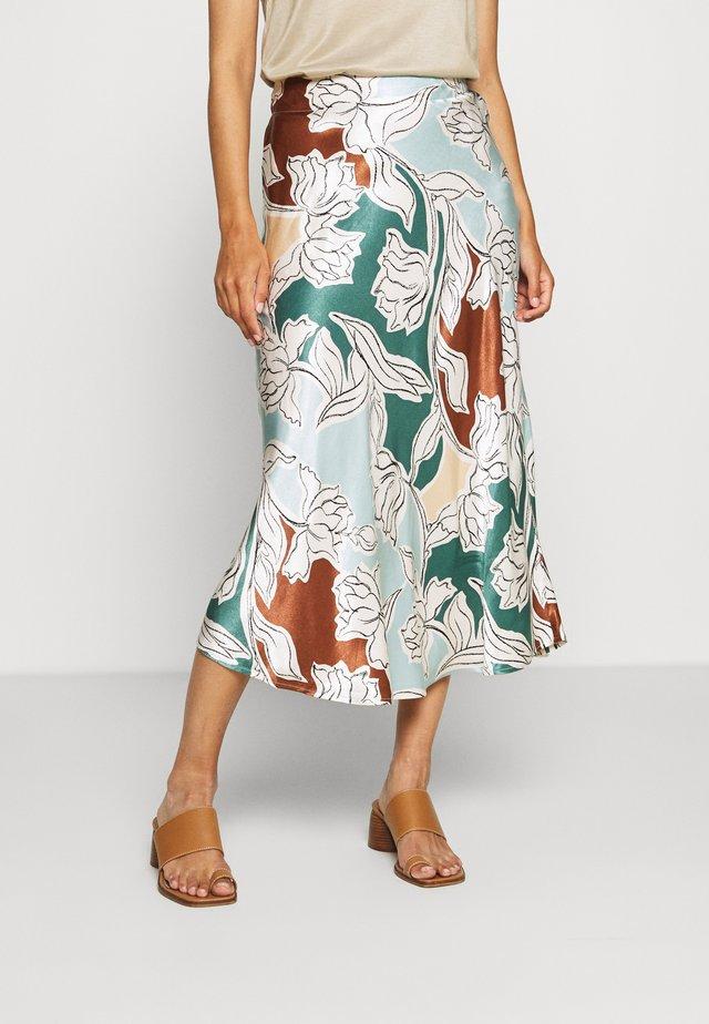 MOLLY SKIRT - Spódnica trapezowa - multicolor