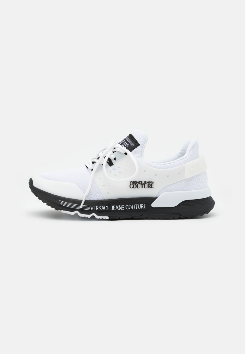 Versace Jeans Couture - LINEA FONDO SUPER - Baskets basses - white