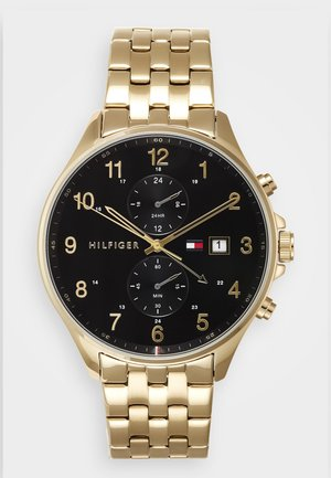 WEST - Uhr - gold-coloured