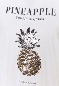 ONLY Tall - ONLKITA LIFE DRESS BOX - Jersey dress - bright white - 2