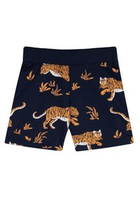 The Striped Cat - Shorts - navy - 1