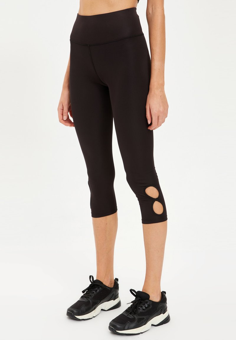 DeFacto Fit - Leggings - Trousers - black