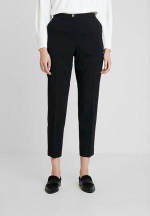 SALOTET SUIT TROUSER - Pantalon classique - black