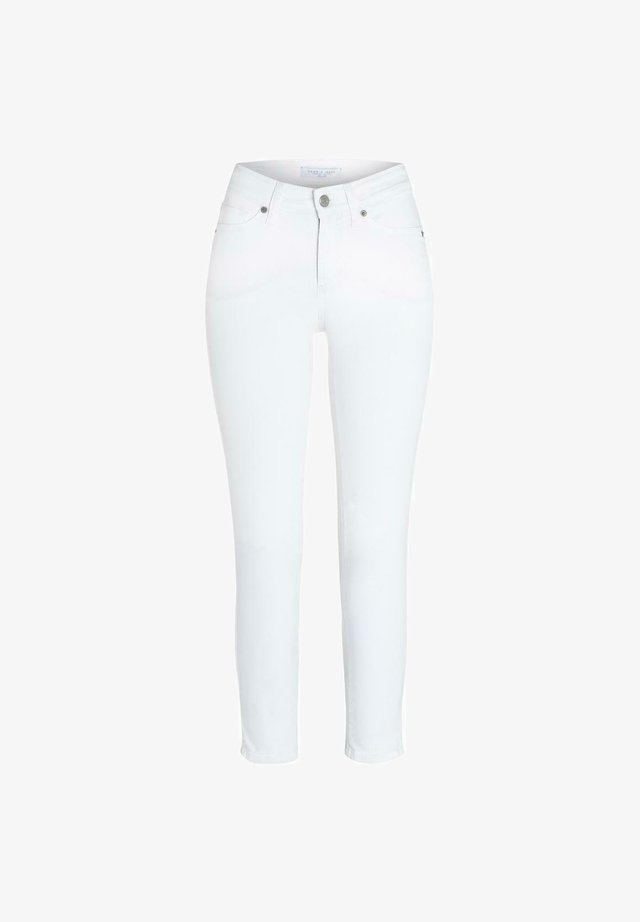 PIPER - Slim fit jeans - white