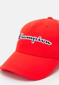 Champion Reverse Weave - BASEBALL UNISEX - Pet - red - 3