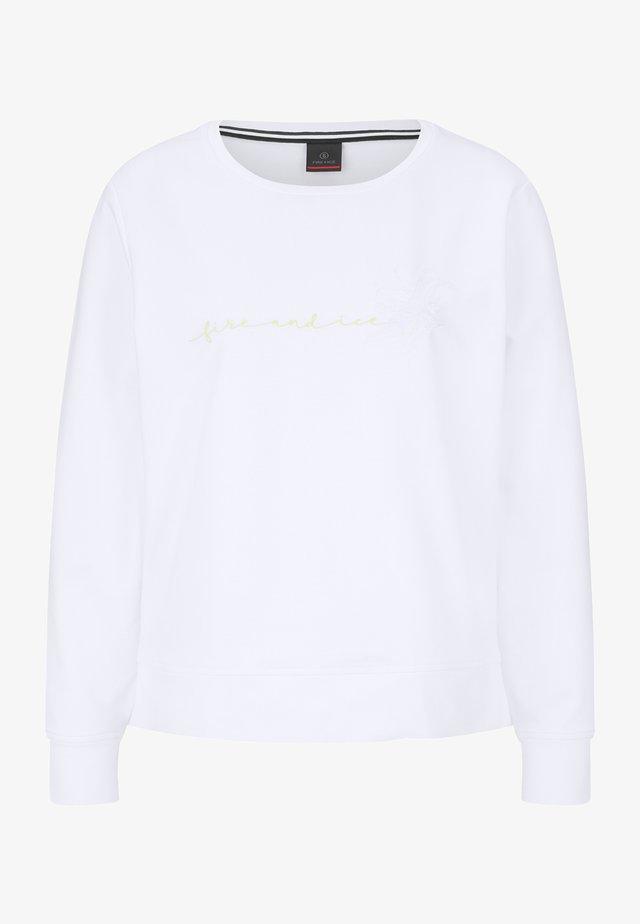 RONDA - Sweatshirt - weiß
