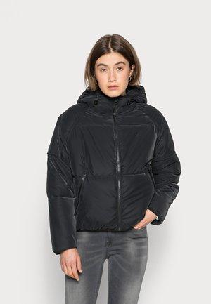 SOFT TOUCHPUFFER JACKET - Winter jacket - black