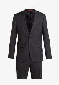 HUGO - ASTIAN HETS - Kostym - charcoal - 9