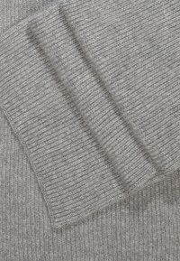 Johnstons of Elgin - RIBBED CASHMERE SCARF - Scarf - grey - 3