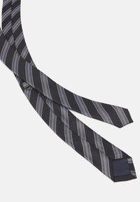 Selected Homme - SLHANDREW TIE - Corbata - black - 2