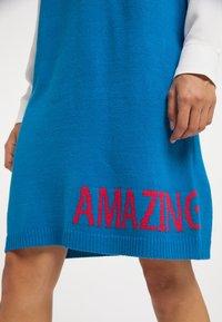 myMo - Jumper dress - classic blue - 3