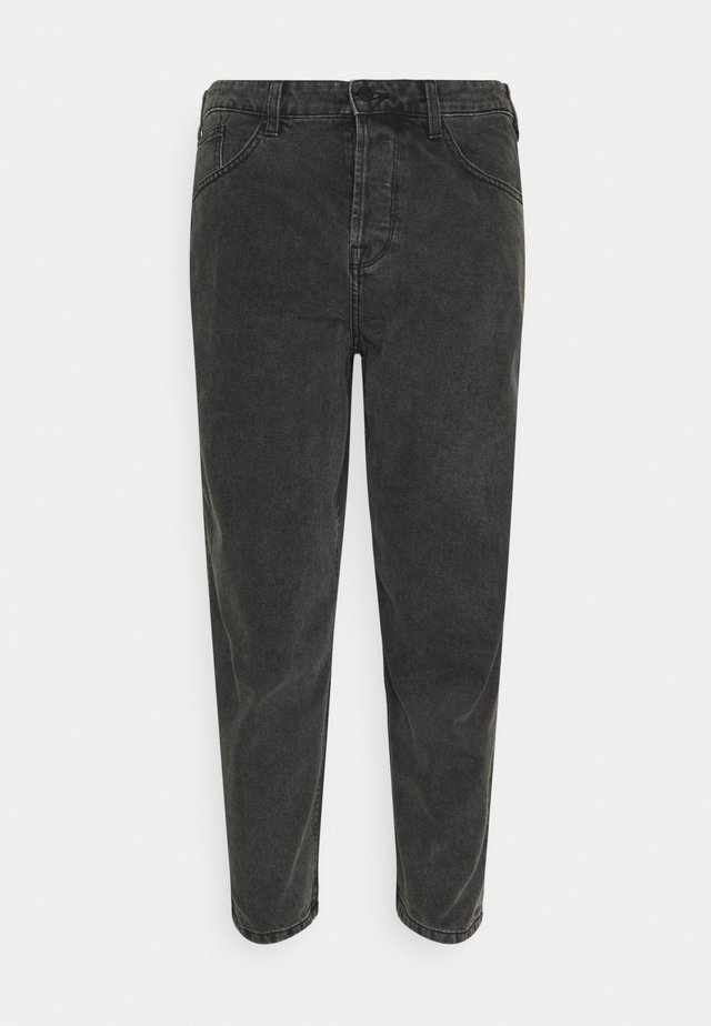 ONSCONE LIFE CARROT - Jeans Tapered Fit - black denim